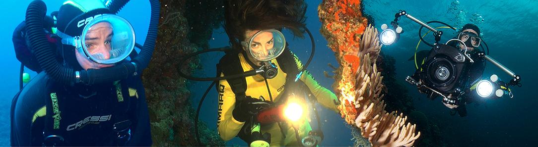 Filmemacher bei Bluewaterfascination